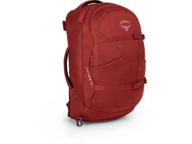 Osprey Farpoint 40 Backpack size M/L, jasper red